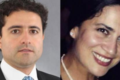 Franciso y Catalina Uribe Noguera.