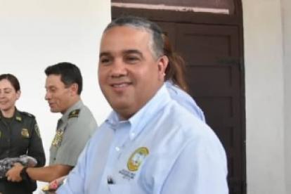 Pedirito Pereira, alcalde (e) de Cartagena.