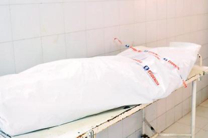El cuerpo del campesino asesinado fue trasladado a la Morgue del municipio de Montelíbano donde fue sometido a los exámenes de rigor.