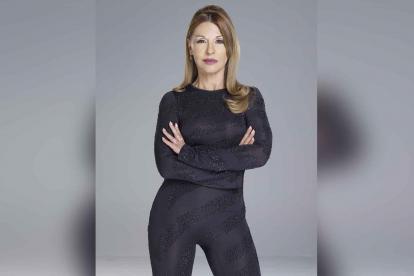 Amparo Grisales debutó en la televisión colombiana con el papel de Eloísa en 'La María', en 1972.
