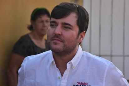El candidato a la Alcaldía de Barranquilla Jaime Pumarejo.