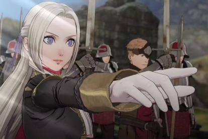 Edelgard, una de las protagonistas del juego, es un personaje lleno de motivaciones y objetivos personales.