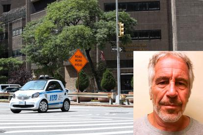 El multimillonario estadounidense Jeffrey Epstein, de 66 años.
