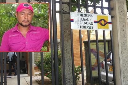 Carlos Arturo Mazo, docente asesinado.