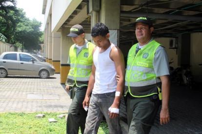 Ernesto Villarreal Córdoba, el presunto homicida de Robert Deniro Jiménez