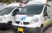 Sereno, ignífugo, ambulancia