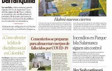 Extienden horario de ley seca en Barranquilla