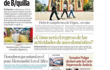 Así será la reactivación económica en Barranquilla