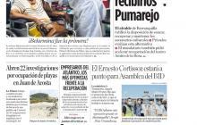 """""""Estamos listos para recibir escenarios culturales"""": Pumarejo"""