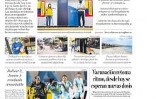 """""""Confinamiento total este fin de semana en el Atlántico"""""""