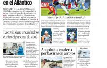Puerto Colombia, Soledad y Malambo, focos de la pandemia en el Atlántico