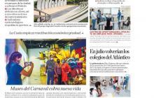 Barranquilla, lista para su reactivación cultural