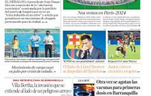 """Me comprometo a dejar adjudicada la APP del Río"""