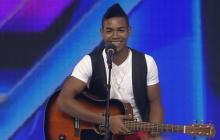 Un colombiano es la sensación  en el Factor X de Israel
