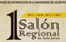 Imagen del primer Salón Regional de Arte joven.