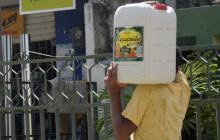Cartagena, otra vez sin agua en menos de un mes