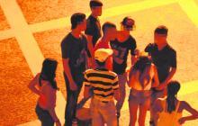 Los jóvenes de la Catedral y su conducta 'non sancta'