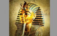 Tutankamón reinó en Egipto en 1.300 a.C.