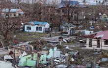 Localizan a colombiana dada por desaparecida en Filipinas tras el tifón