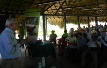 Encuentro palmicultor en María La Baja, Bolívar