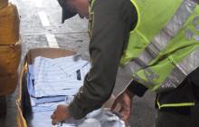Incautan mercancía de contrabando valorada en más de $3 mil millones