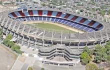 Mantienen medidas en el estadio Metropolitano para el partido Junior-Nacional
