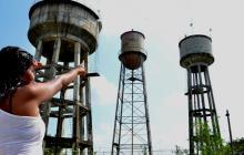 Las obras en el acueducto regional no han sido terminadas y hoy están abandonadas.