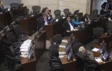 Tres congresistas costeños, entre los más ausentistas en debates legislativos