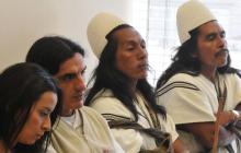 'Paras' asesinaron, desplazaron  y robaron a indígenas de la Sierra