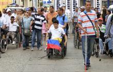Distrito, comprometido en la construcción de una política pública de discapacidad