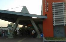 Estación Joe Arroyo de Transmetro .