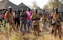 Ejército de Sudán del Sur recupera última ciudad en manos rebeldes