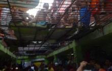 Se intoxican 40 reclusos en la cárcel Las Mercedes de Montería