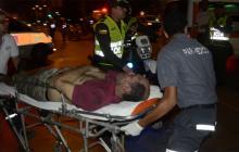 Remiten a UCI del Cari a tres reclusos heridos en incendio de la Modelo