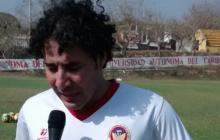 Jorge Bolaño, invitado a los entrenamientos de la U.