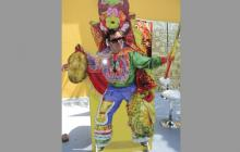 Encuentro de dos culturas en honor al Carnaval