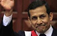 Ollanta Humala, presidente peruano.