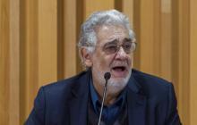 Plácido Domingo cumplió el mes pasado 73 años de edad.