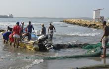 Encuentran cuerpo de adolescente que se ahogó en playas de Bocagrande