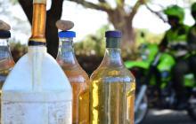 Gasolina ilegal invade a Valledupar