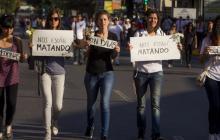 Venezuela vive otro día de protestas; gobierno denuncia injerencia externa