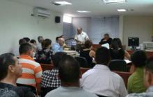 Coronel González del Río no se allana a cargos imputados por la Fiscalía