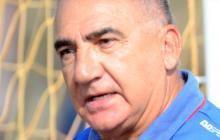 Miguel Ángel López, técnico argentino del Junior.