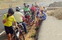 Ciclista de 85 años muere en la Vía al Mar tras caer de su bicicleta
