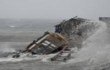 Alerta en China por la llegada del primer tifón del año