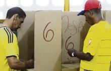 Fiebre mundialista contagió a los electores en el área metropolitana