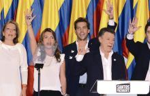 Propongo desterrar el odio y la violencia de nuestra democracia: Juan Manuel Santos