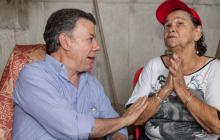 El efecto 'Mechas', un trampolín electoral  para Juan Manuel Santos