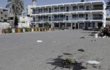 17 muertos y 200 heridos en bombardeo israelí a escuela de la ONU