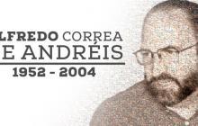 Alfredo Rafael Correa de Andréis, sociólogo y docente universitario asesinado.